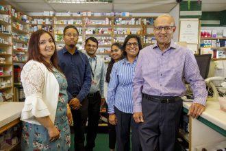 Pharmacy team